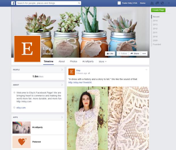 Etsy-Facebook-Page