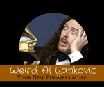Weird Al- Your New Business Muse
