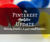 The Pinterest Analytics Update