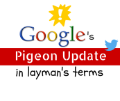 Google's Pigeon Update