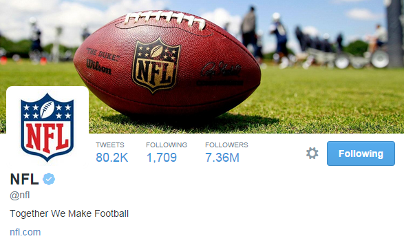NFL Cover Photo