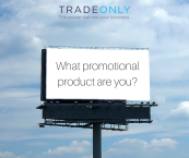 What promotional product are you?